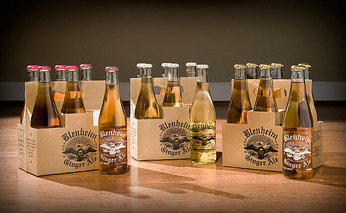 6 packs of all 3 blenheim ginger ale flavors